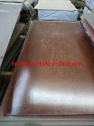 원래 제조업체 Phenolic Cotton Cloth Laminated Sheets/Tubes/Rods