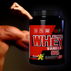 5 باوند جولد بروتين، نكهات الشوكولاته، بوبر الدهون WPC80 بعد التمرين/قبل التمرين واين بروتين بودر