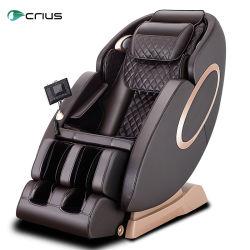Ningde Crius 4D nullschwerkraft elektrisches Shiatsu entspannen sich kommerziellen vollen Massage-Stuhl der Karosserien-3D