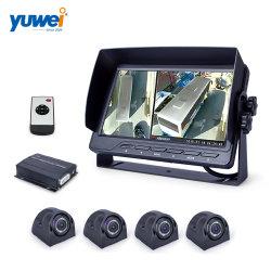 HD vigilância720p veículo automóvel CCTV DVR de segurança