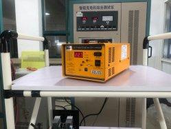 Shineng Czc7a 12V 24V 36V 48V 72V 10A 20A 30A 40A 50A justierbares Ladegerät für Leitungskabel-Säure-Batterie-einphasiges 110VAC 220VAC mit LED-Bildschirmanzeige