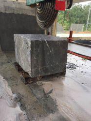 공장 공급업체 최고 품질 Halong Hlqy-2300 필러 시스템 다중 블레이드 브리지 알마티 그라니트용 블록 절단 기계