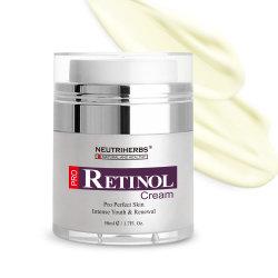 Cosmetische schoonheidsproducten Anti-kreukelbescherming tegen veroudering gezicht Retinol Cream Huidverzorging