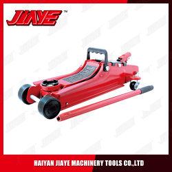 La riparazione dell'automobile del fornitore della Cina lavora il carrello Jack 2.5t del pavimento