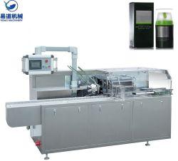 120 horizontale Automatische Pillow Bag Condom Pill zakje doos Carton Verpakking Verpakkingsmachines Cartoning machine