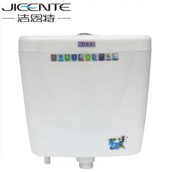 Bündige Plastiktoiletten-Zisterne-bewegliches Wasser-Becken für Badezimmer