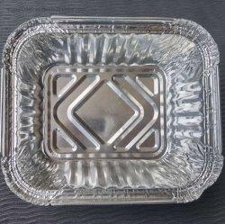 Kookgerei Silver Color Customized Aluminium foil container