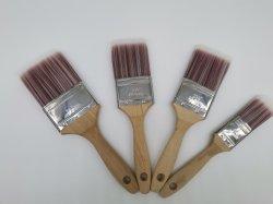 내추럴 화이트 브리슬이 있는 고품질 페인트 브러시 도구
