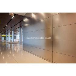 Ss 304 Цвет наружных зеркал заднего вида из нержавеющей стали для настенной панели декор с конкурентоспособной цене