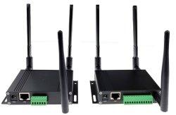 Modem 4G + WiFi RS232 roteadores GSM, GPRS DTU RTU remota para a coleta de dados do contador eléctrico