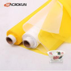 A impressão de tela de nylon de seda para T-shirt de malha Imprimir