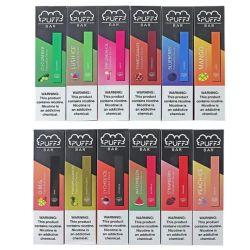 재고 판매 고품질 가득 차있는 취향 분첩 바 Vape 펜 E 담배 분첩 바