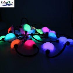Programável de cores RGB LED 5050 SMD luz de pontos de pixel