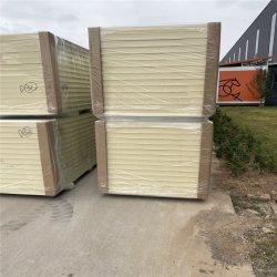 Isolamento termico~50 200 mm spessore rivestimento pannello in poliuretano / PU sandwich E Wall