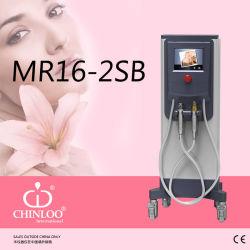 Strumentazione facciale di bellezza di trattamento di Srf+Mrf+PDT Microneedle per la radiofrequenza di ringiovanimento della pelle (MR16-2sb)