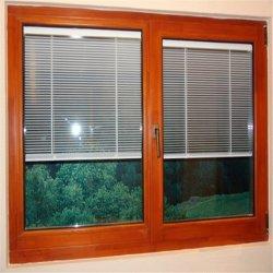 مصنع الحقيقي مصنع الموردون المنيوم السفا بو باي الكازement الفرنسية Swing Windows (نوافذ التأرجح