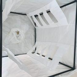 Емкость FIBC большой оптовой упаковке 1 тонны РР Jumbo Frames Bag 1000кг