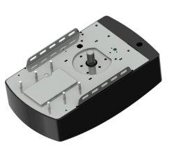 110V 60Hz Garage-Tür-Bediener mit Motor 24V