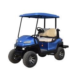 2021 新しい設計 Z シリーズ 2 人乗り電気ゴルフカート