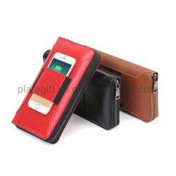 Smart Wireless Wallet con cuero de alta calidad