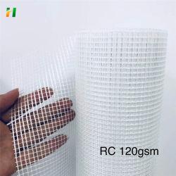 Malla de fibra de vidrio/Grid paño para interior y exterior de las paredes y el aislamiento y Alkali-Resistant Tela de malla de fibra de vidrio