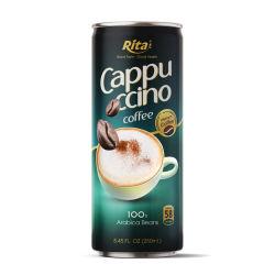 Cappuccino koffiedrank 250 ml blik