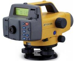 Topcon DL502 Цифровые приборы для измерения уровня обследования