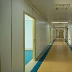 실내 방화 방지 박테리아 방지 가연성 시멘트 섬유 벽 패널