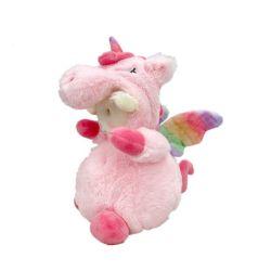 Para la educación Fanny Peluche interactivo Animación Niños muñeca bebé lindo Kawaii ovejas Soft Unicornio peluches