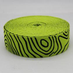 Weiches nähendes Textilunterwäsche-Jacquardwebstuhl-gewebtes Material gesponnenes elastisches Band/gewebtes Material für Kleidung