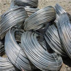 Fio de alumínio/sucatas de alumínio de alta qualidade limpar uma pureza elevada