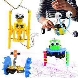 Brinquedo de vapor de Controle de temperatura da ciência do ventilador brinquedos educativos pequeno conjunto de produção modelo brinquedo bricolage