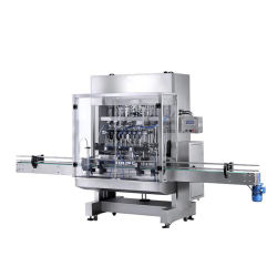 Ben Pack máquina automática de llenado de líquido detergente de aceite Champú desinfectante Blanqueador líquido jabón limpiador Corrosivo llenado Capping máquina de embalaje de etiquetado
