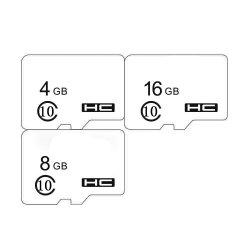 Personalizar TF tarjeta SD de 16GB clase 10 de 32 GB de memoria Flash Mini SD C10 4GB Microsdhc 8GB Clase 4 tarjeta de móvil