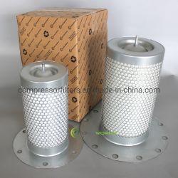 Remplacement du séparateur d'huile 1613800700, 2901043200 pour les pièces du compresseur à air