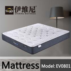 Hotel en China Proveedor de muebles cama colchón king Set