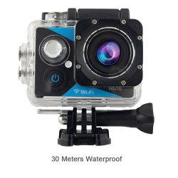 Sport 4K de la cámara resistente al agua de la Cámara de deporte WiFi cámara de acción exterior