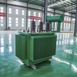 11/0.4kv 3 Fase de distribuição de energia de cobre transformador imersos em óleo