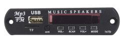 De Spreker DIY van de Module van de Raad van de Decoder van de Speler van de Kaart van USB TF MP3