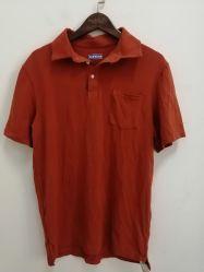 Overhemd van de Prestaties van de Bovenkanten van het Overhemd van het Polo van de kort-koker het Overhemd Collared Dikke en Comfortabele