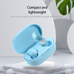 5.0 auriculares Bluetooth Fone de ouvido com Cancelamento de Ruído