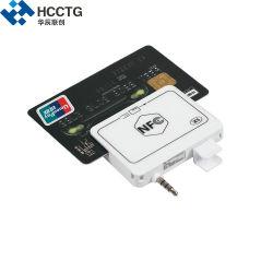 Androïde en Ios 3.5mm AudioJack NFC en de Lezer van de Magnetische Kaart acr35-a1