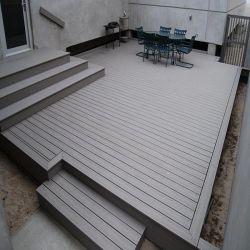 Eco-Friend recicláveis Piscina anti UV Crack não à prova de plástico compósito piso de madeira laminada WPC Pátio do Piso da Plataforma