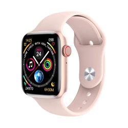 W26 W26+ Watch 2020 Nuevo Diseño Ver Serie 5 hombres, mujeres Reloj inteligente de la Frecuencia Cardíaca Deporte Smartwatch Reloj inteligente para teléfono móvil