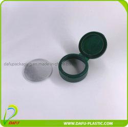 38/400の医学等級プラスチックびんのためのプラスチックフリップ帽子