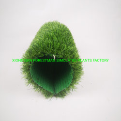 45mm Vert paysage Jardin décoratifs synthétiques d'appui de faux tapis de gazon artificiel