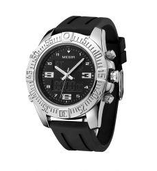 Ver el diseñador de los hombres de la marca de relojes pulsera relojes de cuarzo Ver OEM