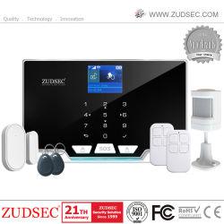 2020 Nouvelle Smart intrus WiFi sans fil GSM d'alarme antivol de sécurité à domicile avec la caméra