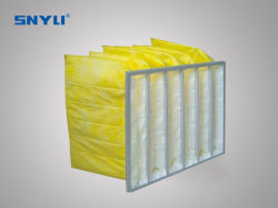 Maakt van synthetische Fiber Pocket Filters, Bag Filters (medium&Fine filter), G3-F9