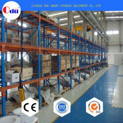 Rack de mezanino de Camada multizona personalizada depósito de óleo de girassol de vidro de Armazenamento do Sistema de armazenamento de aço